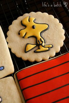 Woodstock Cookie. | Flickr - Photo Sharing!