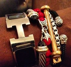 Miansai, David Yurman and Hermes