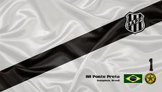 AA Ponte Preta - Veja mais Wallpapers e baixe de graça em nosso Blog http://soccerflags.blogspot.com.br
