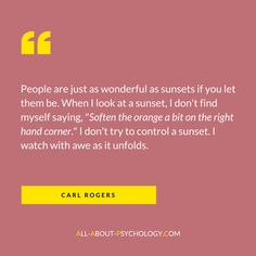 Visit http://www.all-about-psychology.com/carl_rogers.html to access information and resources relating to the man who was a hugely influential figure in the humanistic movement towards person centered theory and non-directive psychotherapy. #CarlRogers #psychology