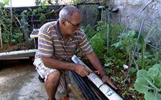 Hortas em favelas do RJ mudam a rotina e trazem ânimo aos moradores