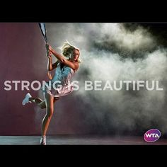 Strong is Beautiful #quotes #motivation