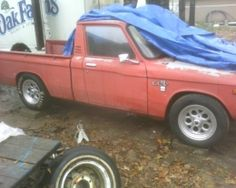 Chevrolet LUV by 412luv http://www.truckbuilds.net/chevrolet-luv-build-by-412luv