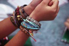 mix all ..#bracelets