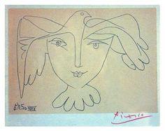 Picasso - Le Visage de la Paix