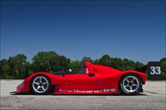 A very rare (1 of 28, 1 of 2 in the US) Ferrari 333 SP @ Autobahn Country Club in Joliet, IL.