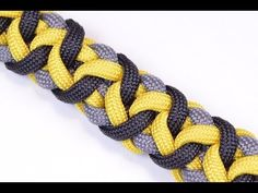 """Make the """"Snaggletooth"""" Paracord Survival Bracelet - BoredParacord - YouTube"""