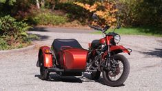 Old Charms & New Technology: Ural Electric Sidecar Motorcycle - KickAss Things Ural Motorcycle, Mini Bike, Electric Cars, Cars Motorcycles, Modern, Charms, Technology, Motorbikes, Shop Signs