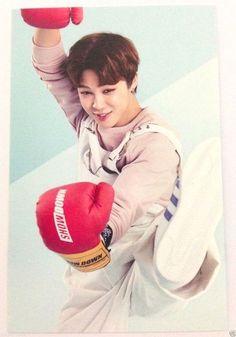 Kpop BTS Bangtan Boys Begins Concert Official Photo Card Jimin #7 Photocard RARE