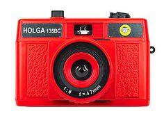 Holga 135 35mm BC Camera