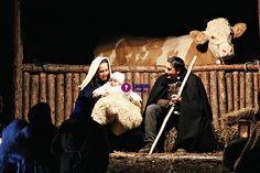 """Presepe a Teatro"": presepe vivente e antichi mestieri a Villetta Barrea (VIDEO)"