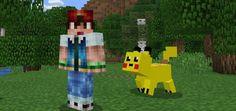 Мод Pikachu Pig 0.16.0, 0.16.1