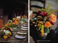 Irish Fall Farmhouse Fête | Cedarwood Weddings | Photography by Kristyn Hogan