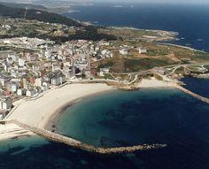 Playa de O Portelo. Burela. Lugo