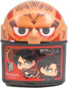 Attack on Titan – Titan Box with Chocolates $4.99 http://thingsfromjapan.net/attack-titan-titan-box-chocolates/ #attack on titan #Japanese chocolate #Japanese snack