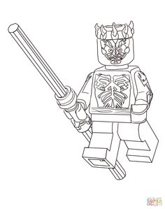 Lego Star Wars Clone Coloring Page From Category Select 28148 Printable Crafts Of Cartoons Nature Animals Bible And Many More