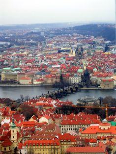The Charles Bridge Prague, Czech Republic Copyright: James Taggart