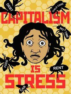 anarquismo, feminismo, anticapitalismo, memes, carteles, humor, diseño gráfico, street art, arte callejero