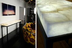Light Up Table | Atelier-Alain-Ellouz