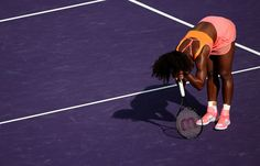 highkeygay:serena williamsmiami open, day 6
