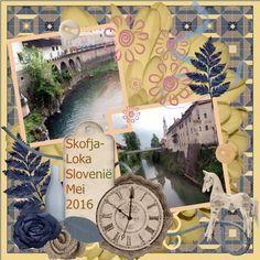 Dutchie Nelleke's gallery - June 2016 - Skofja Loka-Slovenië -May 2016 -