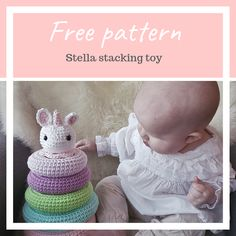 Little Mary lamb lovey FREE crochet pattern – Swecraftcorner Crochet Baby Toys, Crochet For Kids, Baby Knitting, Knitting Toys, Free Crochet, Crochet Animal Patterns, Stuffed Animal Patterns, Crochet Patterns Amigurumi, Articles Pour Enfants