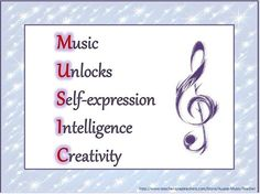 Quotes for musicians! A selection of 26 beautiful and inspiring quotes about music! A great asset to a music classroom!  $