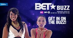Fast-paced, edgy and current. Get your daily of dose of entertainment on BET Buzz. #ad