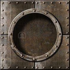 metal circle window - Google Search