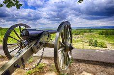 Gettysburg Battlefield, High Ground, Cannon, Logo Design, Accounting Logo, Album, Places, Behance, Memories
