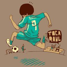 'Toca Raul!'