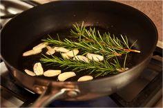 cocinando romero