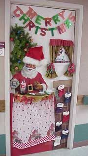 Fantastic   Christmas Door Decorating Contest Christmas Door And Office Doors