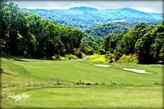 Gorgeous view of Hole Rocky Gap MD Jack Nicklaus, Being In The World, Golf Courses, Gap