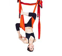 Tutorials on poses and postures you can do in your YOGA TRAPEZE