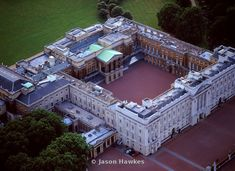Buckingham Palace, London More