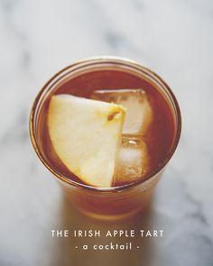 Irish Apple Tart Cocktail
