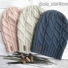 Knitting Projects, Knitting Patterns, Purl Stitch, Knit Beanie Hat, Knitting Accessories, Crochet Yarn, Baby Knitting, Knitted Hats, Knitting And Crocheting