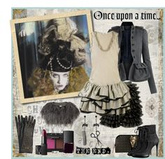 """""""Once upon a time..."""" by iggy-rouvinen ❤ liked on Polyvore"""
