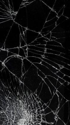 Broken Glass Wallpaper, Cracked Wallpaper, Dark Wallpaper Iphone, Glitch Wallpaper, Iphone Homescreen Wallpaper, Cartoon Wallpaper Iphone, Phone Screen Wallpaper, Wallpaper Space, Iphone Background Wallpaper