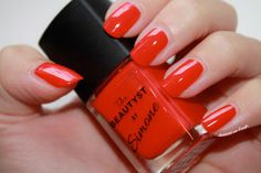 Diamant sur l'ongle: ♥ The Beautyst, The Rouge By Simone
