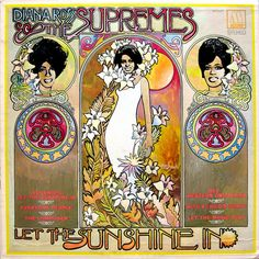 Supremes - Let The Sunshine In by epiclectic, via Flickr