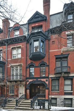 Victorian Gothic interior style: Victorian interior pictures blog  New York Upper East Side Victorian row house