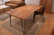 elm dining table