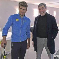 Eddy Merckx, Peter Sagan