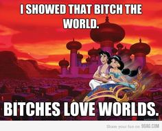 b!itches love worlds