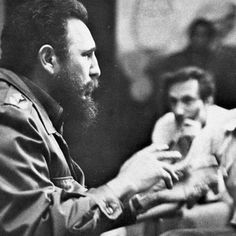 Secret History of U.S.-Cuba Ties Reveals Henry Kissinger Plan to Bomb Havana for Fighting Apartheid:   Among the revelations are details of how then-U.S. Secretary of State Henry Kissinger considered launching airstrikes against Cuba after Fidel Castro sent troops to support independence fighters in Angola in 1976.  ~ http://www.democracynow.org/2014/10/2/secret_history_of_us_cuba_ties