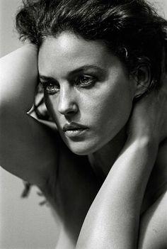 Monica Bellucci by Peter Lindbergh #beauty #italian