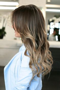 beautiful brunette hair color ideas - great blog