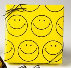 Smiley Face Boxes!